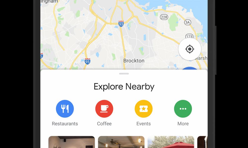 Редизайн Google Maps, що нового?