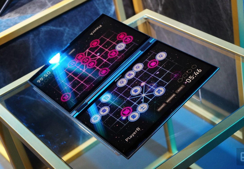 """Експерименти з дизайном ноутбуків від ASUS: зустрічайте """"космічний"""" Project Precog та """"земний"""" ASUS ZenBook Pro 15"""
