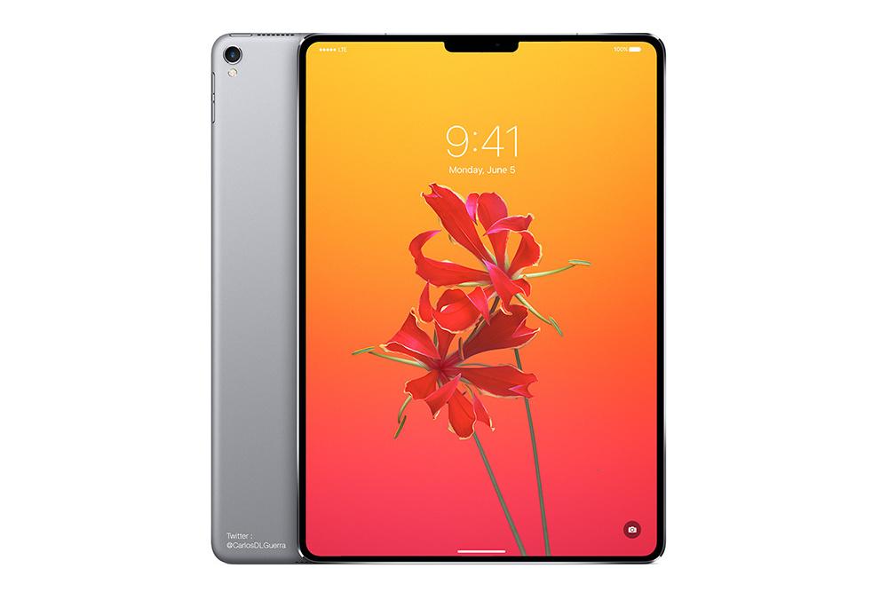 Apple представить нові безрамкові планшети iPad Pro без кнопки Home вже восени