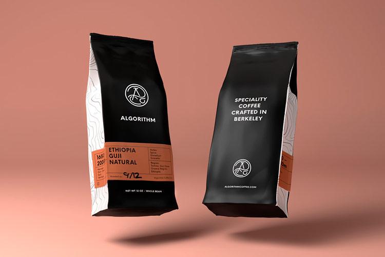 Лаконічна упаковка для кави: дизайн з Британії (ФОТО)