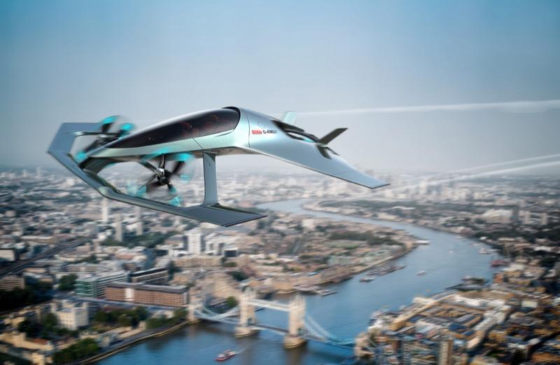Літаюче авто з надзвичайно красивим дизайном – так, від Aston Martin (ФОТО)