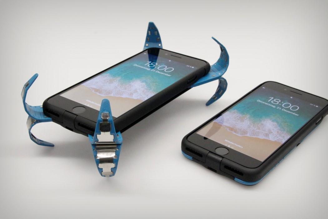 """Нарешті вигадали """"повітряну подушку"""" для iPhone! (ФОТО)"""