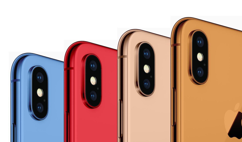 Дизайн нових iPhone стане барвистішим (інсайдерські дані)