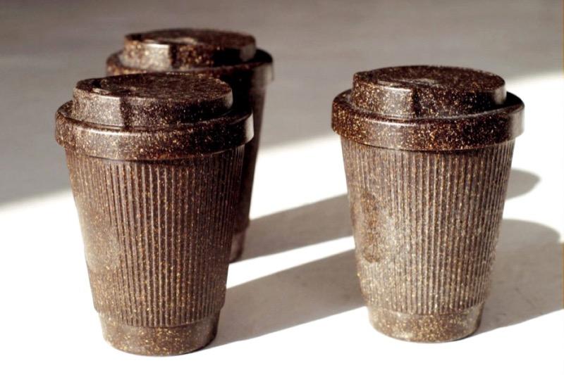 Кави забагато не буває! Як вам дизайн посуду, виготовленого із відходів… з приготування напою?