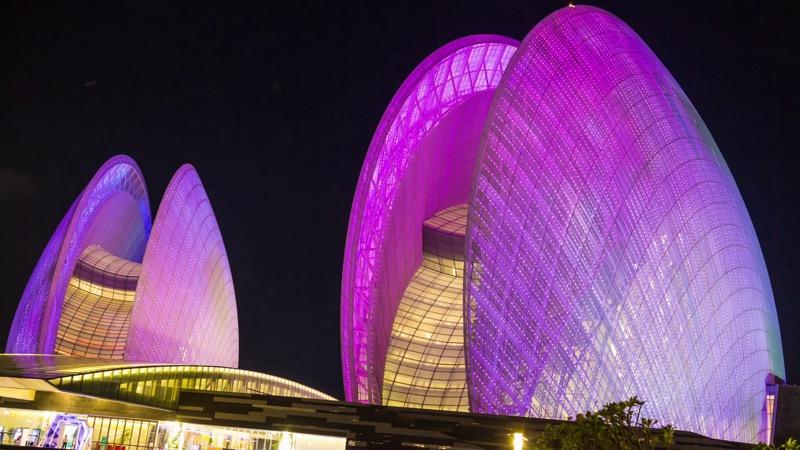 Китайські архітектори дали гідну відповідь Сіднейській Опері (ФОТО)