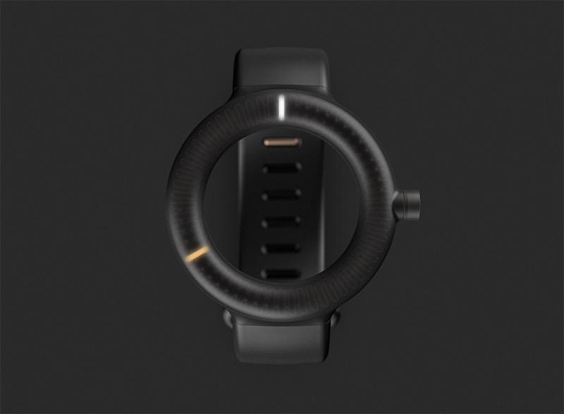 Вау-дизайн годинника, замість циферблату –порожнеча (ФОТО)