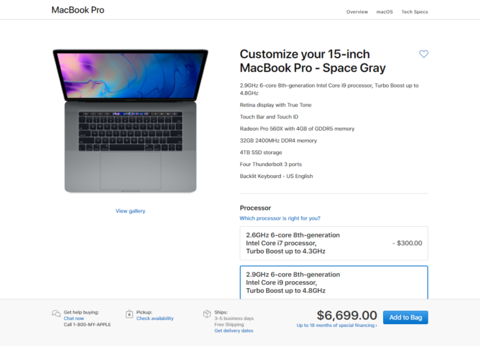 Apple представила новий Macbook Pro – тепер він коштує як автомобіль )))
