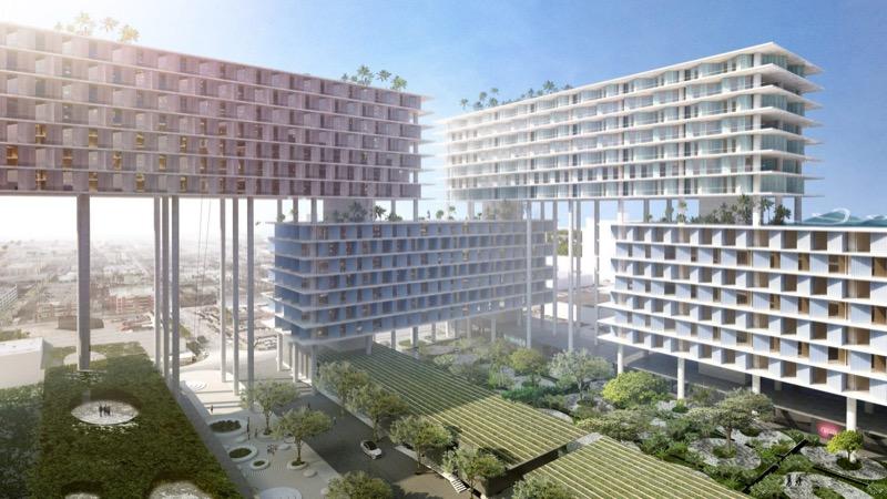 Нове трактування багатоярусної архітектури від шведів (ФОТО)
