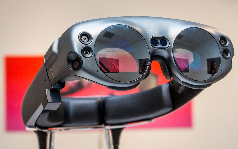 Найбільш очікувані окуляри AR від Magic Leap надійшли у продаж! Ціна – $2295! (ВІДЕО)