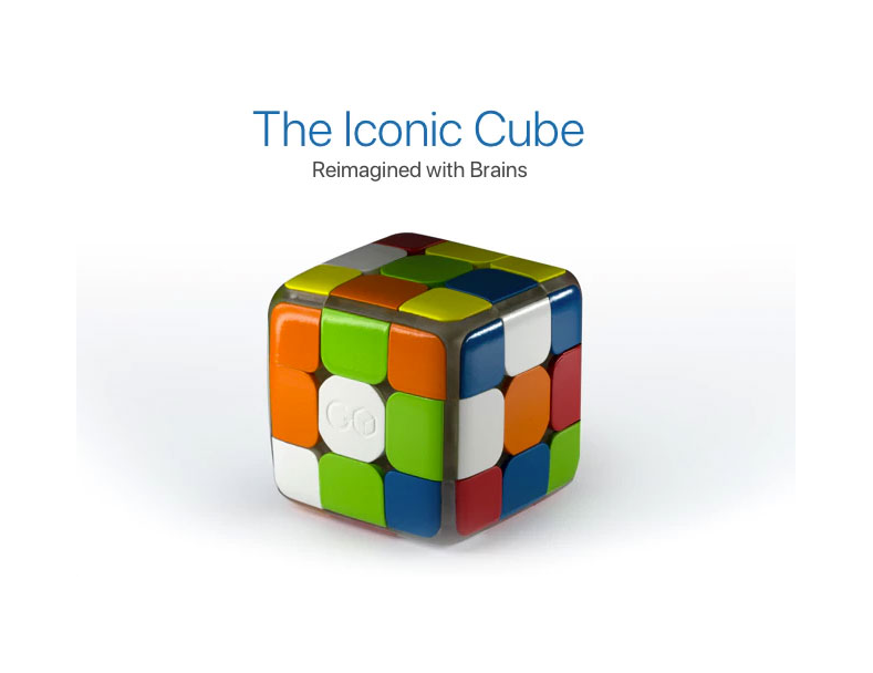 """О, """"кубик-рубік"""" також підключили до смартфону! Спробуйте за $129 (ВІДЕО)"""