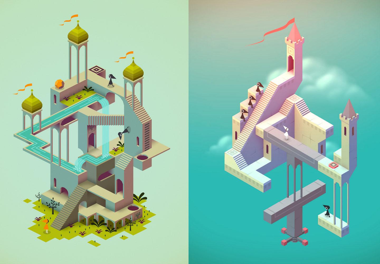 Завдяки незабутньому дизайну за мотивами гри Monument Valley знімуть фільм