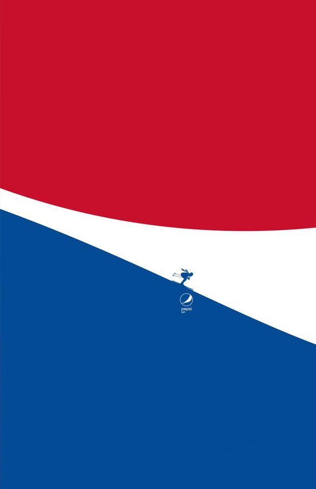 Pepsi трансформувала своє лого у спортивні активності – вийшло здорово (ФОТО)