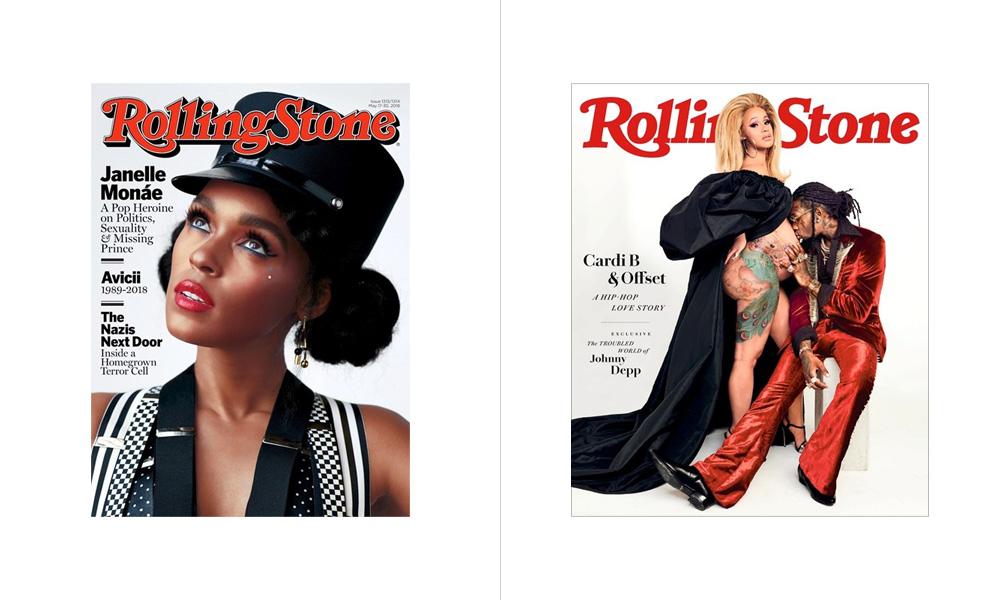 Привіт, ХХІ століття – культовий журнал Rolling Stone провів ребрендинг (ФОТО)