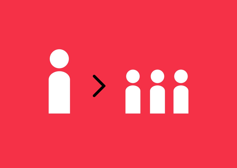 Чому маленькі команди значно ефективніші за великі: 3 ТОП-причини