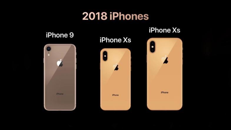 Чи є у нових iPhone 2018 року щось цікаве, окрім неймінгу?