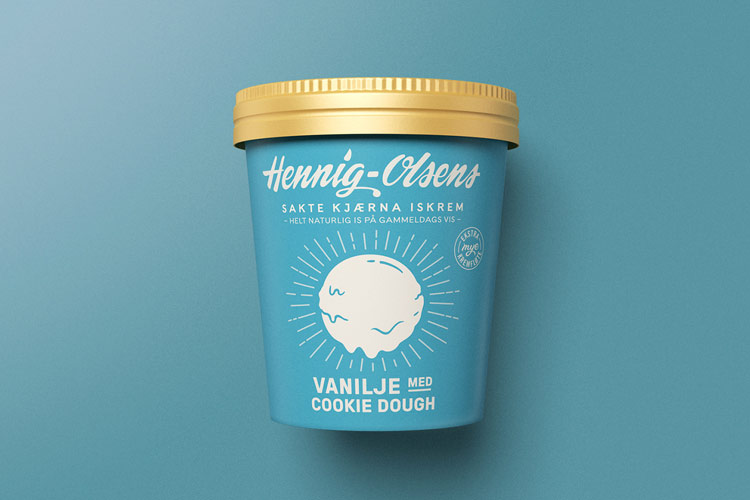 Як запакувати морозиво стильно та зі смаком: рецепт із Норвегії (ФОТО)