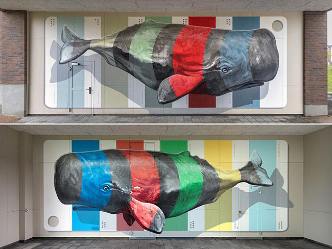 СУПЕР рівень вуличного мистецтва та ілюстрації зі Швейцарії (ФОТО)