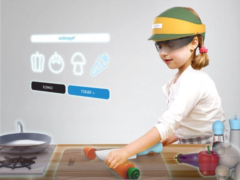 AR/VR для дітей: дизайн гарнітури для юних користувачів (ФОТО)