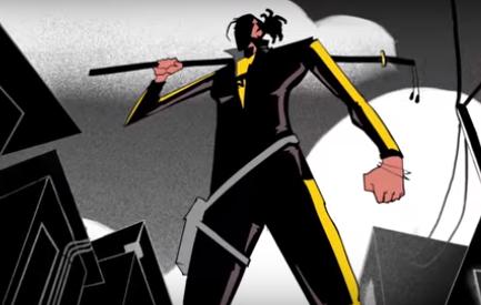 Як робити прикольну рекламу у стилі аніме: розкажіть про самурая, у якого… вкрали кросівки! (ВІДЕО)
