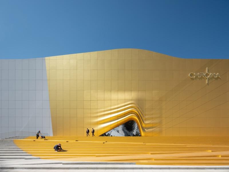 Зовсім без вікон: неймовірний розважальний комплекс у Південній Кореї (ФОТО)
