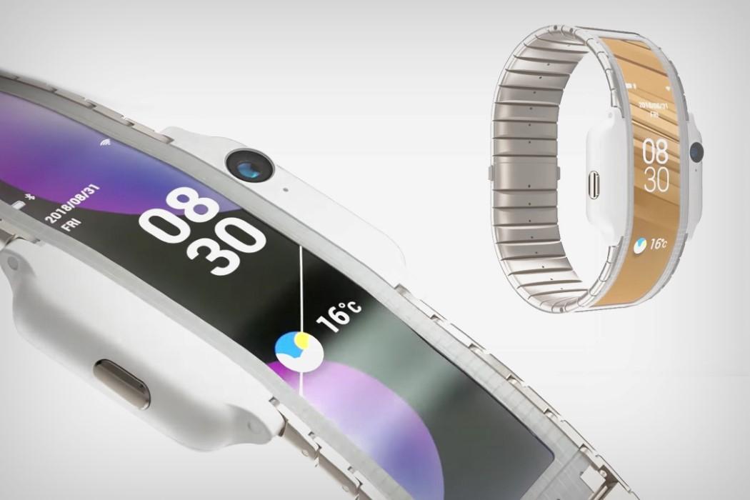 Гнучкість дисплеїв – новий дизайн-тренд, що нарешті дістався до смарт-годинника (ВІДЕО)