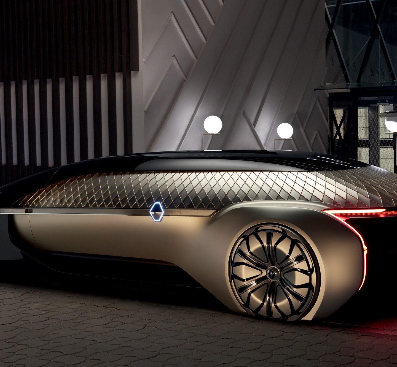 Чи будуть майбутні VIP авто виглядати саме так? (Версія Renault)
