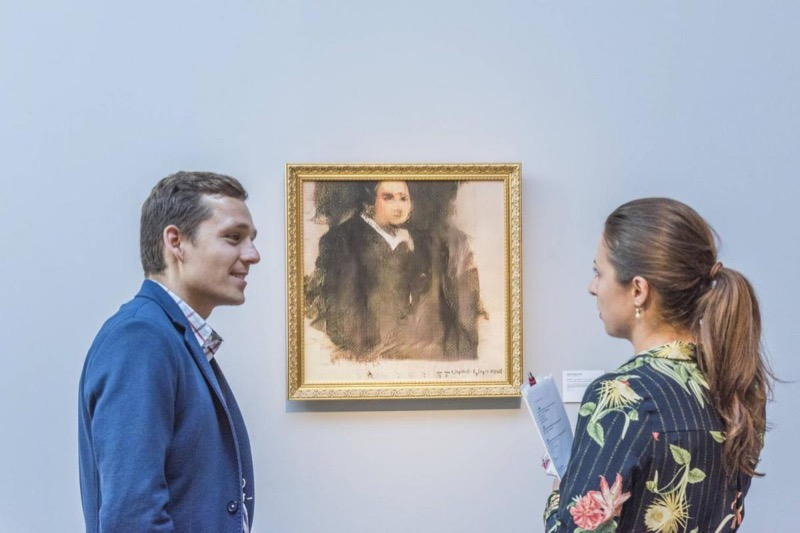 Дороге AI-мистецтво: картину, намальовану штучним інтелектом, продали за $433 тис.
