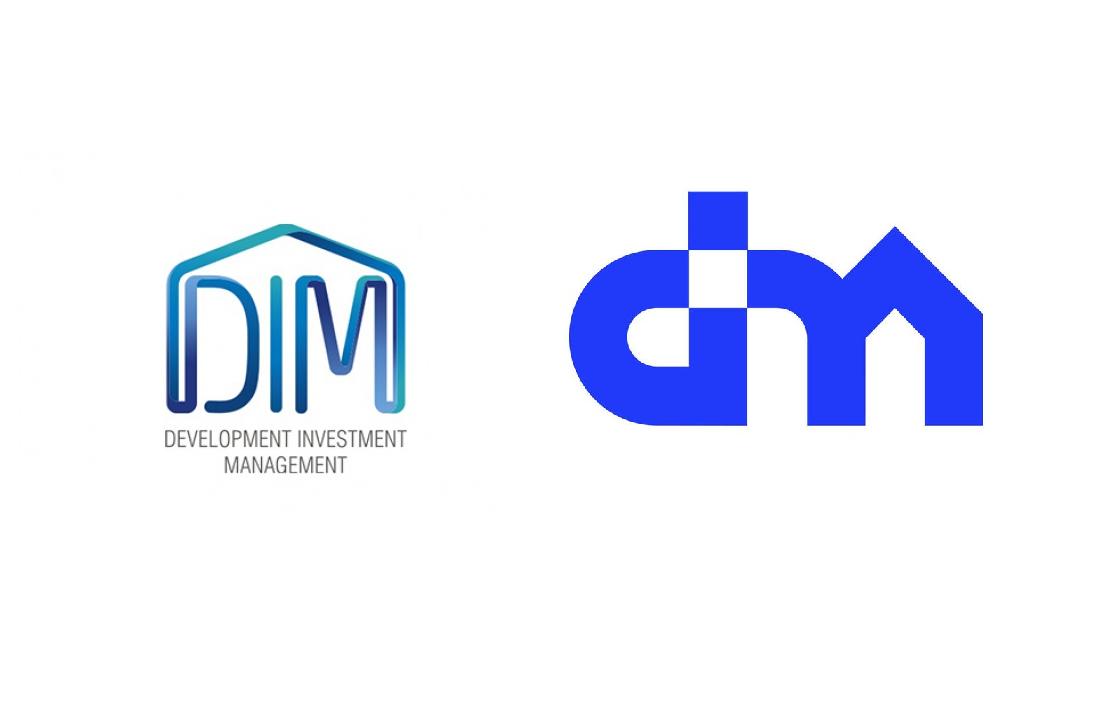 Свіжий ребрендинг в Україні: нова айдентика DIM group