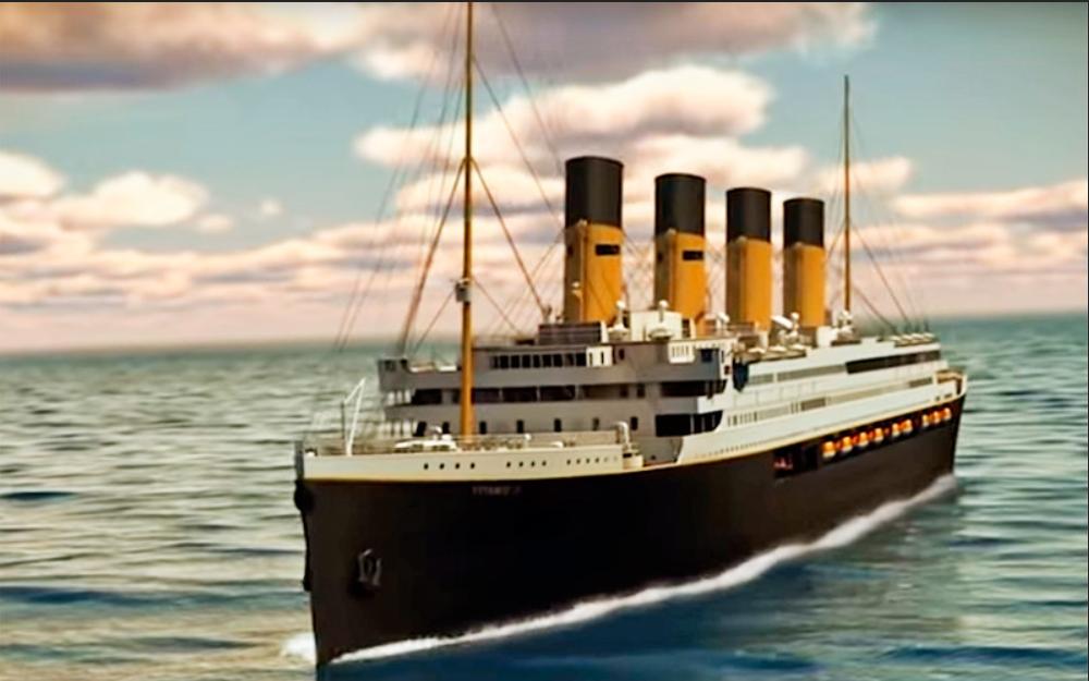 А ви вже бачили Титанік II? Він попливе вже у 2022 році (ВІДЕО)