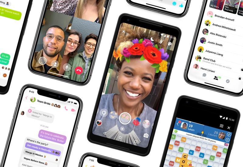 Редизайн Facebook Messenger: простіший та більш iOS-ний інтерфейс (ФОТО)