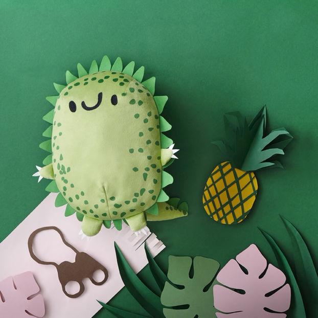 """""""Няшний дизайн 99 левела"""": нова колекція іграшок від IKEA на основі дитячих малюнків (ФОТО)"""