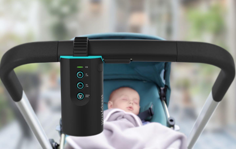 Смарт-дизайн для батьків: автоматичний заколисувач дітей на вашу коляску