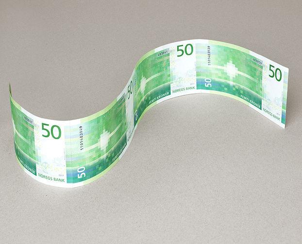 """У Норвегії провели """"морський"""" редизайн національної банкноти (ФОТО)"""