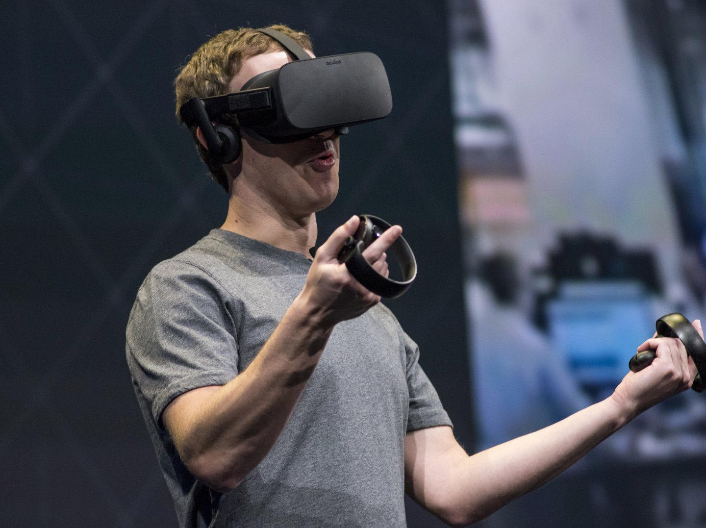 Епоха VR, схоже, відкладається: Facebook реорганізовує Oculus