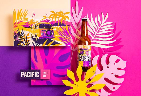 Класні принти та брендинг від польских дизайнерів – для крафтової пивоварні (ФОТО)