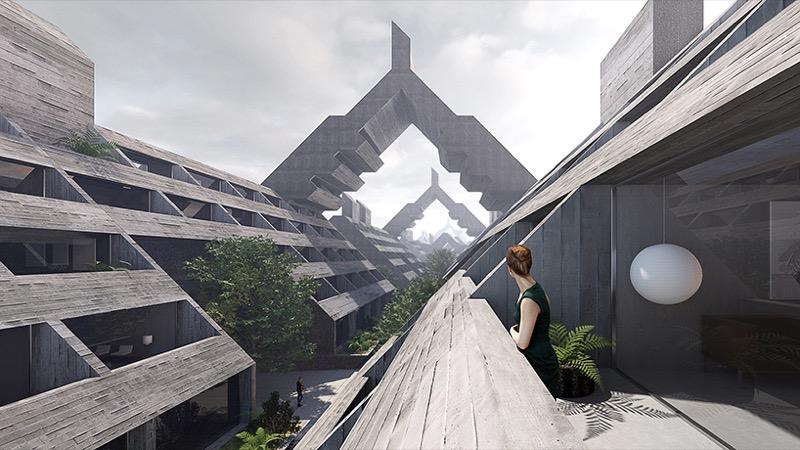Як би міг виглядати Нью-Йорк зараз: нереалізований проект культового американського архітектора (ФОТО)