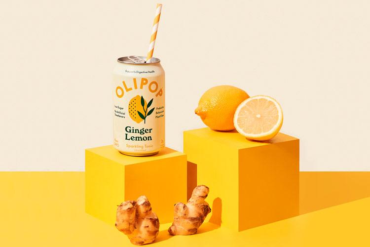 Легкий брендинг для натурального напою (ФОТО)
