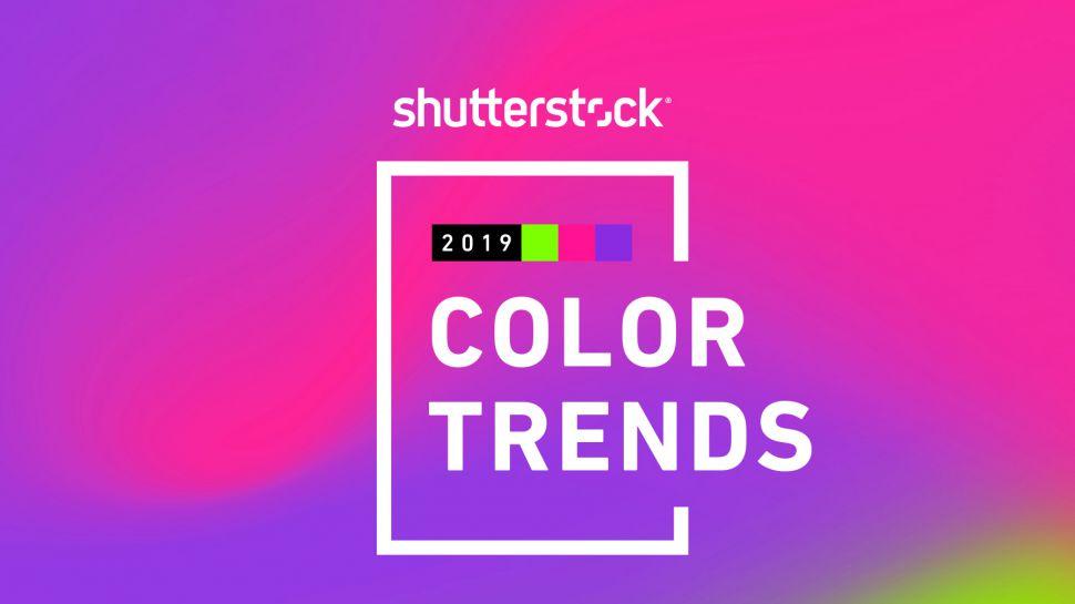 Які кольори будуть найпопулярнішими у 2019 році: 2019 Color Trends від Shutterstock