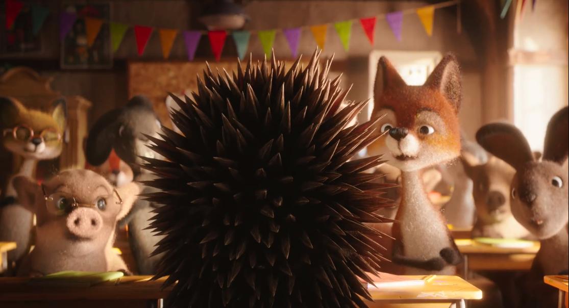 Шикарна новорічна анімація від австрійців (ВІДЕО)