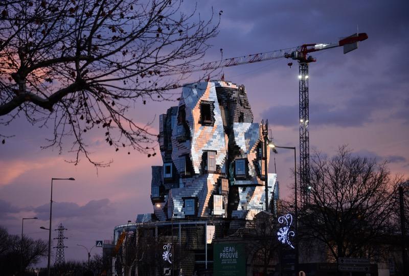 """""""За мотивами ван Гога"""": вельми цікава вежа будується у Франції (ФОТО)"""