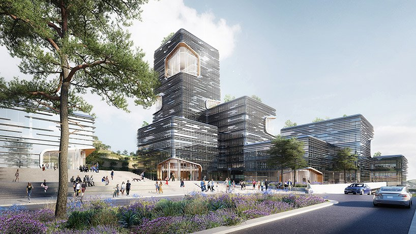 Традиції+модерн: сучасна архітектура бізнес-центру в Грузії (ФОТО)