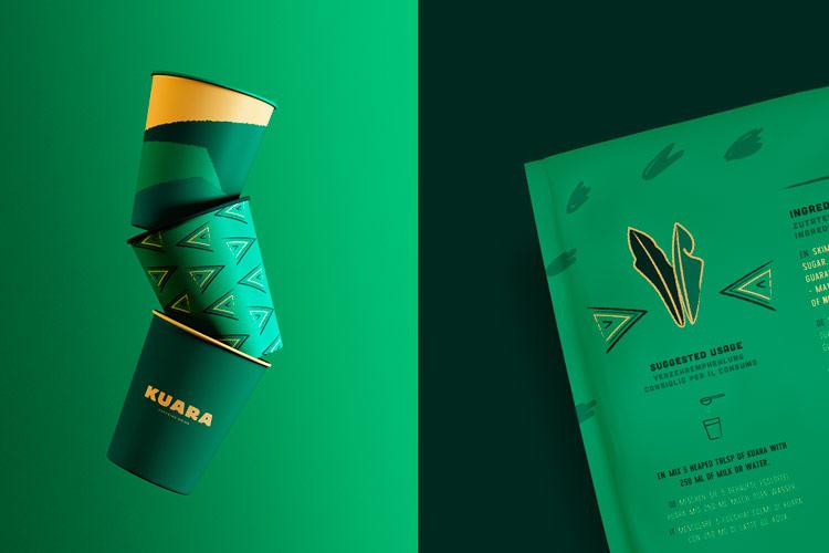 Брендинг для енергетичного напою, натхненний пальмами – дуже симпатично (ФОТО)