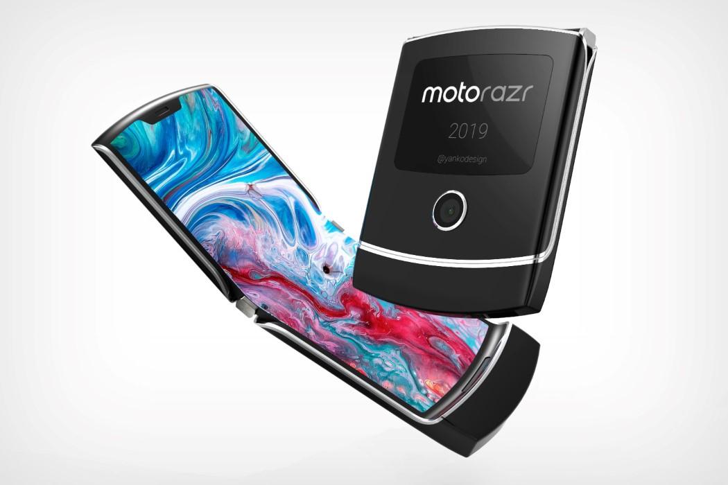 Класичний вигляд + гнучкий екран = повернення легендарного Motorola Razr