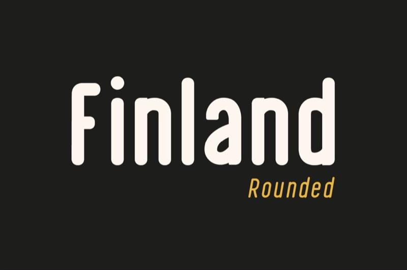 Підбірка безкоштовних шрифтів на 2021 рік: HORIZON, UNDERSTOCK, FINLAND + ще 6