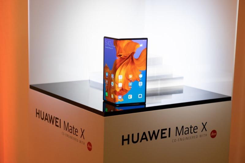 Шалені гнучкі смартфони: свого флагмана показали Huawei – ціна $2600 (ФОТО)