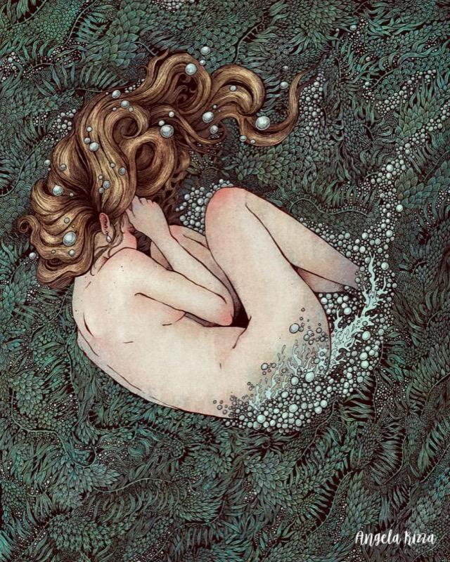 Майстерні ілюстрації, які трактують кохання нестандартним чином (ФОТО)