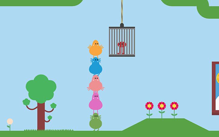 Pikuniku: незвичайна, малобюджетна, але красива та оригінальна гра (ВІДЕО)