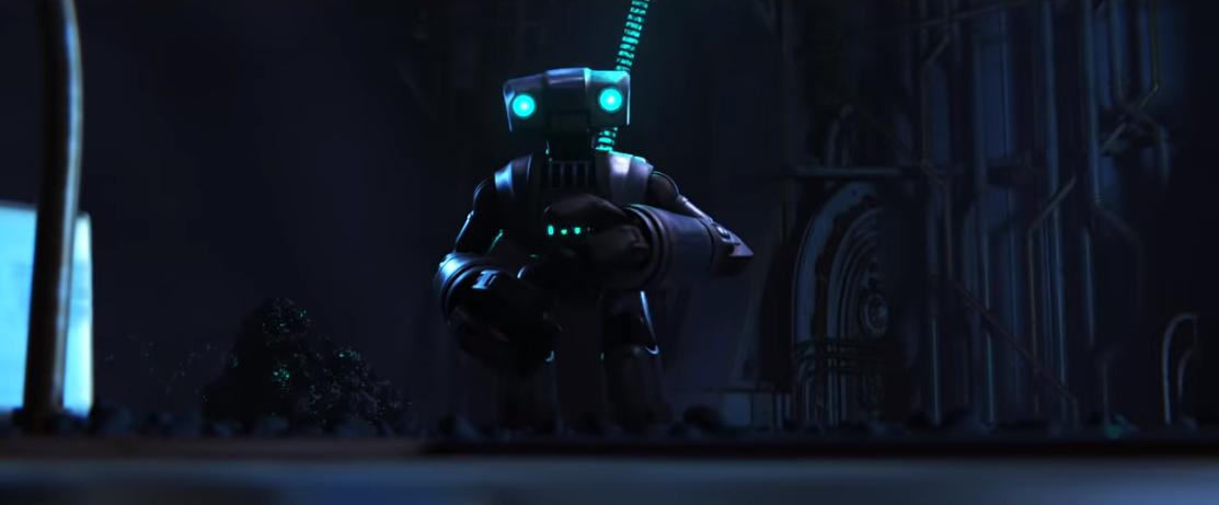 Pixar присвятив нову короткометражку дружбі. Між роботами (ВІДЕО)