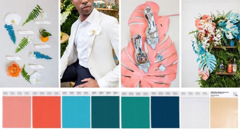 Pantone розкрив тему весільних кольорів на 2019 рік (ФОТО)
