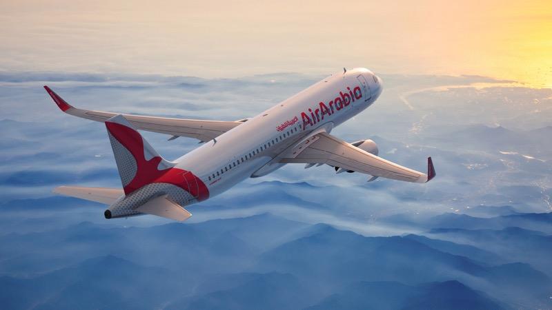 Один з найбільших лоукостерів Сходу Air Arabia провів ребрендинг (ФОТО)